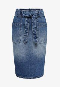 JDY - Denim skirt - medium blue denim - 4