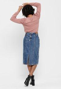 JDY - Denim skirt - medium blue denim - 2