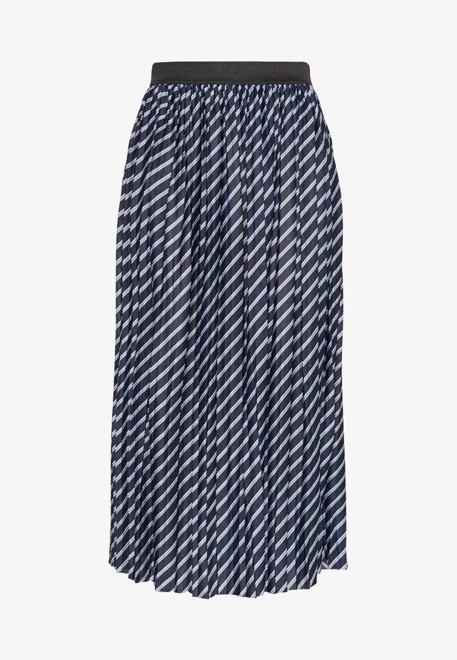 JDYDOMINIQUE SKIRT - Spódnica plisowana - faded denim