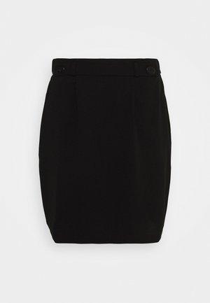 JDYGEGGO  - Falda de tubo - black