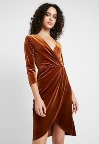 JDY - Day dress - caramel café - 0