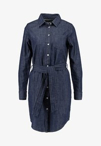 JDY - JDYESRA SHIRT DRESS  - Dongerikjole - dark blue denim - 5