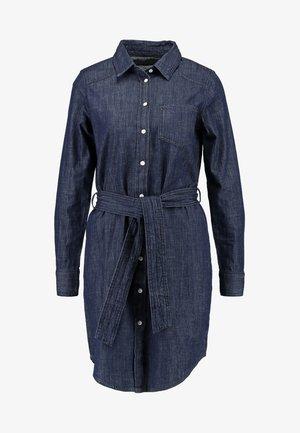 JDYESRA SHIRT DRESS  - Spijkerjurk - dark blue denim