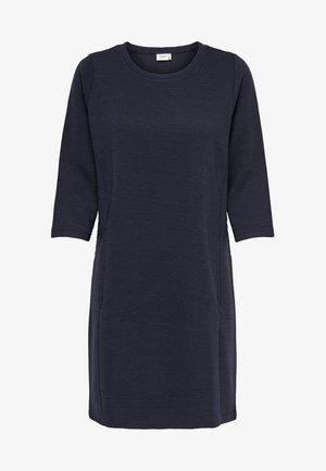 JDYSAGA  - Pletené šaty - dark blue