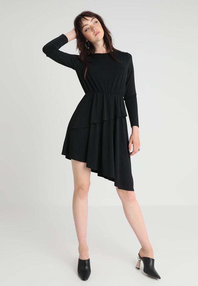 JDY - JDYESTHER DRESS - Jersey dress - black