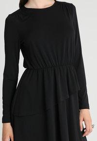 JDY - JDYESTHER DRESS - Jersey dress - black - 3