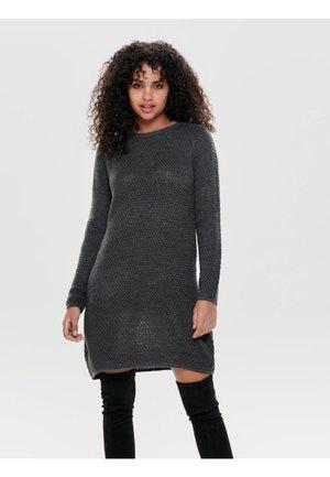 JDYTERI LS DRESS - Jumper dress - dark grey