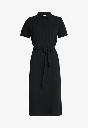JDYPINTO MIDI DRESS - Košilové šaty - black