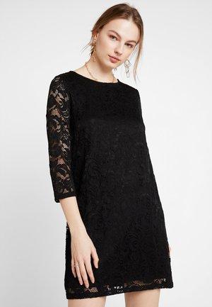 JDYCRYSTAL 3/4 DRESS - Day dress - black