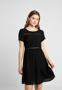 JDY - JDYLUKE DRESS - Vestito estivo - black - 0