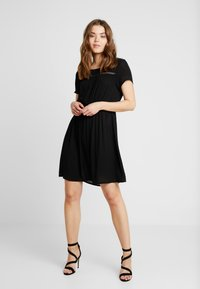 JDY - JDYLUKE DRESS - Vestito estivo - black - 1