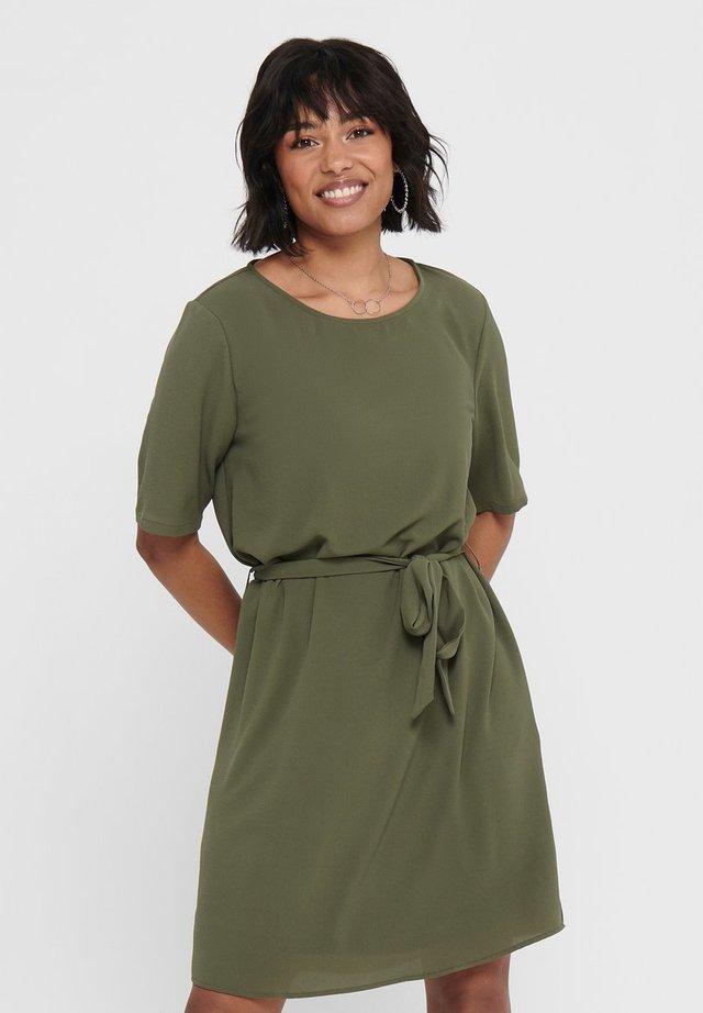 JDYAMANDA - Korte jurk - kalamata