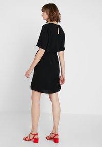 JDY - JDYAMANDA - Denní šaty - black - 2