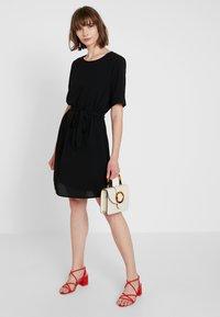JDY - JDYAMANDA - Denní šaty - black - 1