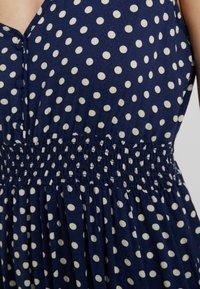 JDY - JDYLOGAN DRESS - Maxi dress - peacoat/oyster grey - 4