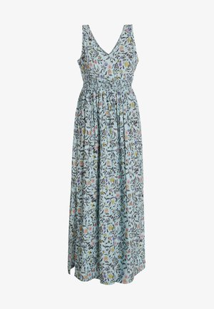 JDYLOGAN DRESS - Vestito lungo - harbor gray/multi color