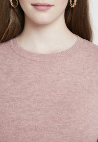 JDY - Pletené šaty - polignac/melange - 4