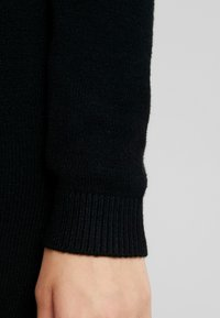 JDY - Strikket kjole - black - 4