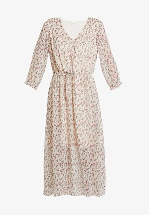 JDYFREYA 3/4 DRESS - Robe d'été - cream pink