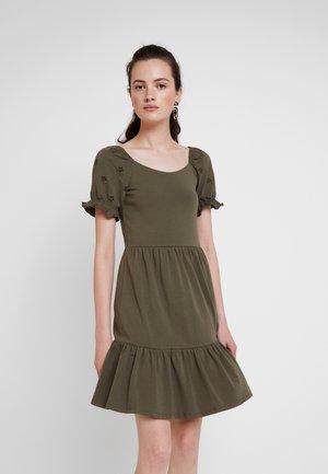 JDYVICTORIA DRESS - Jerseyjurk - kalamata