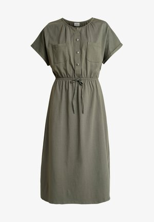 JDYPERNILLE DRESS - Žerzejové šaty - kalamata