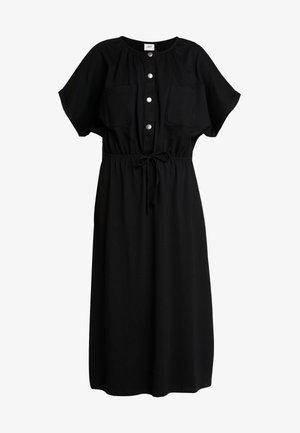 JDYPERNILLE DRESS - Jersey dress - black