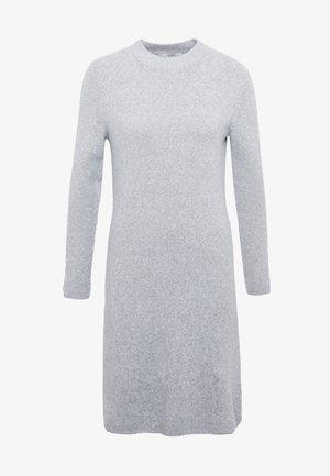 JDYMEZA DRESS - Robe pull - light grey melange