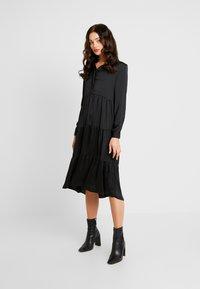 JDY - Day dress - black - 0