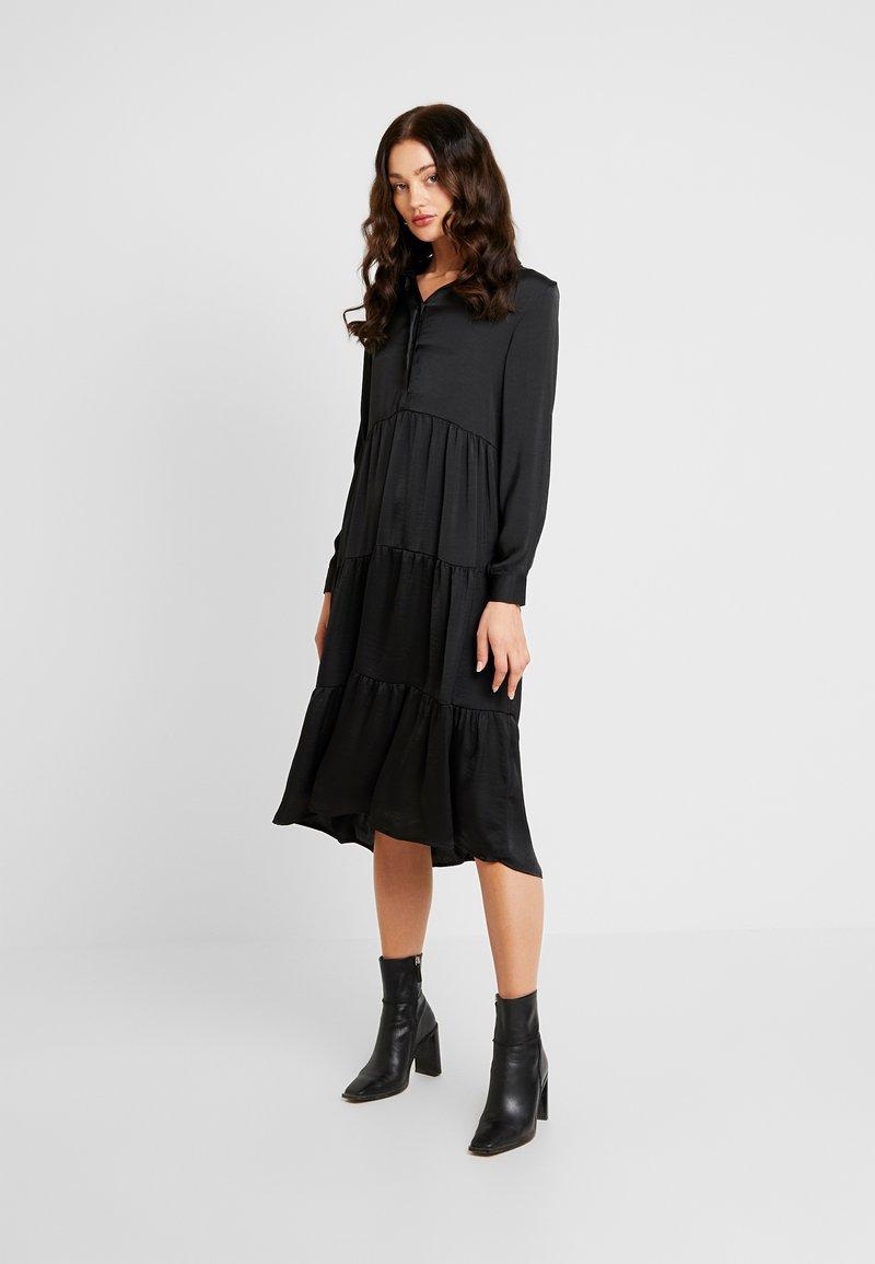 JDY - JDYAPPA LONG DRESS - Freizeitkleid - black