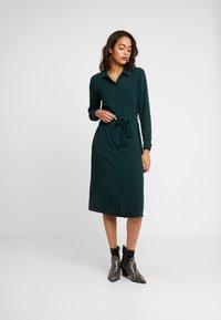 JDY - Day dress - scarab - 2