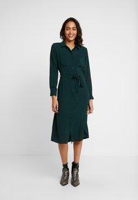 JDY - Day dress - scarab - 0