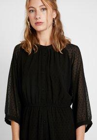 JDY - JDYBLAIR 3/4 DRESS - Robe d'été - black - 4