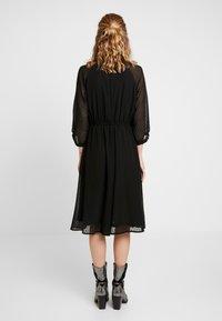 JDY - JDYBLAIR 3/4 DRESS - Robe d'été - black - 2