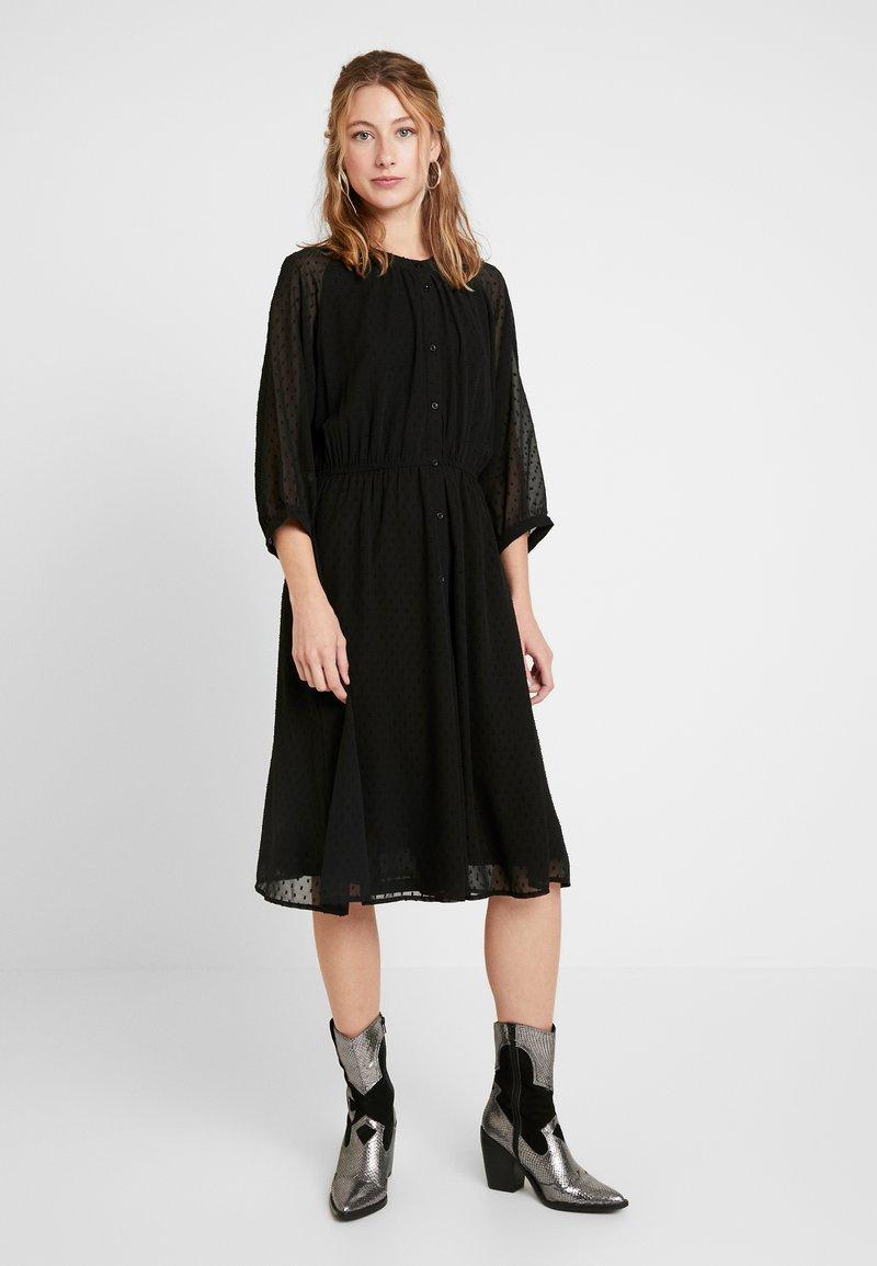 JDY - JDYBLAIR 3/4 DRESS - Robe d'été - black