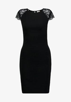 JDYPRANAYA DRESS  - Pouzdrové šaty - black