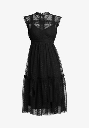 JDYLINE DRESS - Sukienka koktajlowa - black