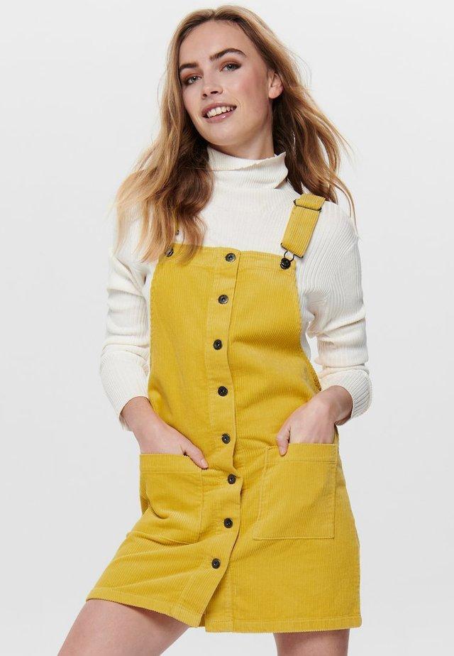 Hverdagskjoler - misted yellow