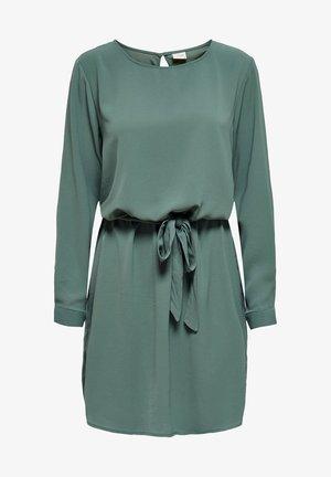 Denní šaty - balsam green