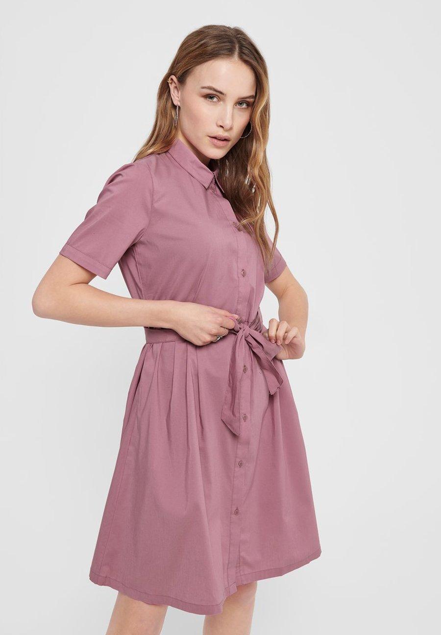 JDY MILLIE  - Sukienka koszulowa - heather rose