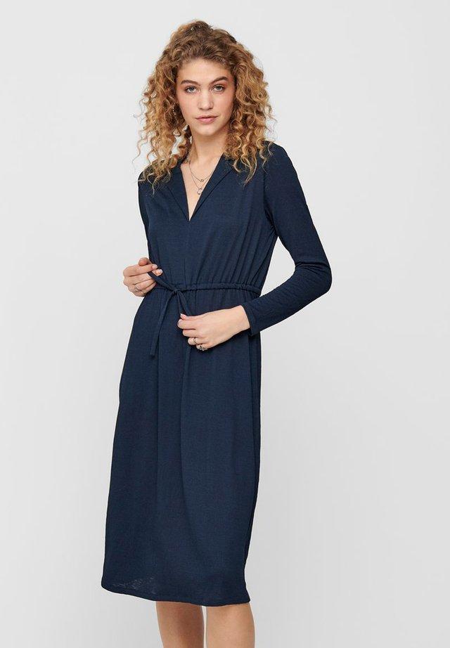 Sukienka letnia - dark navy