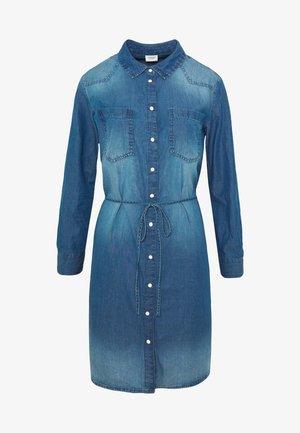 JDYBILL SHIRT DRESS  - Denim dress - medium blue