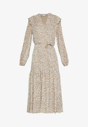 JDYRUFUS DRESS - Robe d'été - silver mink/cloud dancer