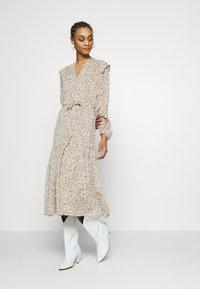 JDY - JDYRUFUS DRESS - Day dress - silver mink/cloud dancer - 1