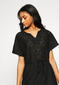 JDY - JDYTAG BELT DRESS - Jumper dress - black - 4