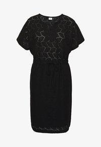 JDY - JDYTAG BELT DRESS - Jumper dress - black - 3