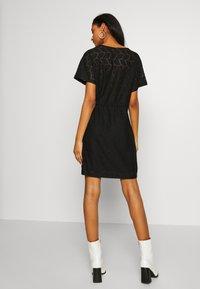 JDY - JDYTAG BELT DRESS - Jumper dress - black - 2