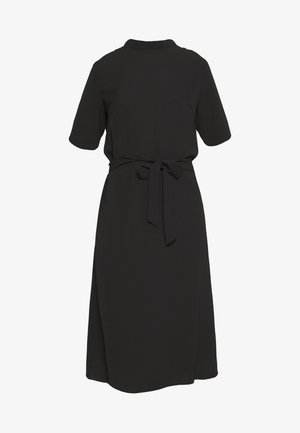 JDYPIPER HIGHNECK DRESS - Day dress - black