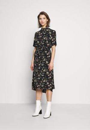 JDYPIPER HIGHNECK DRESS - Day dress - black