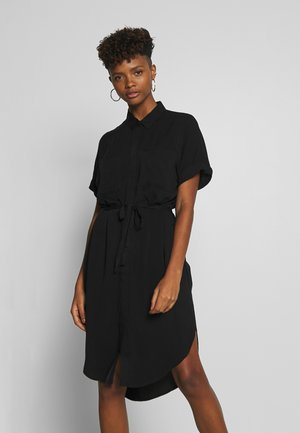 JDYRICKS PLACKET DRESS  - Robe chemise - black