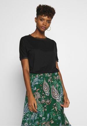 JDYMARIA - T-shirt basique - black